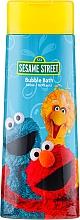 Profumi e cosmetici Schiuma per bagnetto - Corsair Sesame Street Bubble Bath