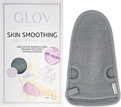 Profumi e cosmetici Guanto per massaggio - Glov Skin Smoothing Body Massage Grey