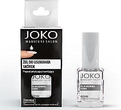 Profumi e cosmetici Gel per la rimozione della cuticola - Joko Manicure Salon