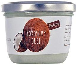 Profumi e cosmetici Olio di cocco - Sefiros Coconut Oil