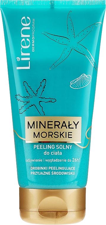 Scrub corpo al sale con minerali marini - Lirene Dermo Program