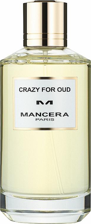 Mancera Crazy for Oud - Eau de Parfum