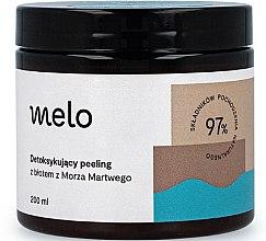 Profumi e cosmetici Peeling disintossicante al fango - Melo