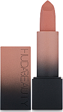 Profumi e cosmetici Rossetto opaco - Huda Beauty Power Bullet Matte Lipstick