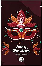 Profumi e cosmetici Maschera viso in tessuto - Dr Mola Among The Stars Purifying Mask
