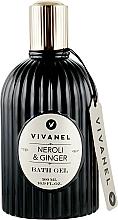Profumi e cosmetici Gel doccia - Vivian Gray Vivanel Neroli & Ginger