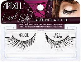 Profumi e cosmetici Ciglia finte - Ardell Lashes Corset Collection Black 501