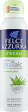 Profumi e cosmetici Deodorante antitraspirante - Felce Azzurra Deo Deo Spray Fresh