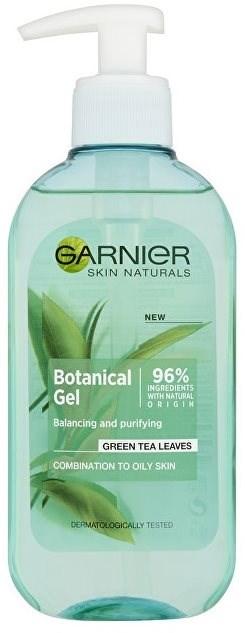 Gel detergente - Garnier Skin Naturals Botanical Gel Green Tea Leaves