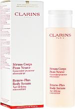 Profumi e cosmetici Siero corpo - Clarins Renew-Plus Body Serum