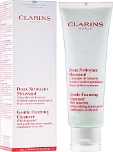 Profumi e cosmetici Detergente - Clarins Gentle Foaming Cleanser with Tamarind