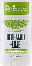 Set - Schmidt's Citrus Crush Trio Selection (deo/58ml + soap/142g + t/past/100ml + bag) — foto N4