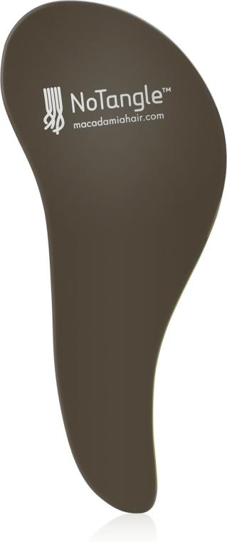 Spazzola per capelli - Macadamia Natural Oil Tangle Brush — foto N2