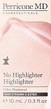 Profumi e cosmetici Illuminante - Perricone MD No Highlighter Highlighter