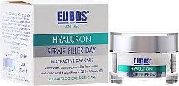 Profumi e cosmetici Crema viso, multiactive - Eubos Med Anti Age Hyaluron Repair Filler Day Cream