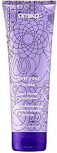 Profumi e cosmetici Balsamo per capelli anti-giallo - Amika Bust Your Brass Cool Blonde Conditioner