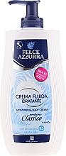 Profumi e cosmetici Crema fluida idratante - Felce Azzurra Classic Moisturizing Cream