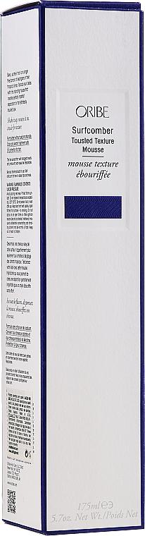 Mousse texturizzante per capelli ricci - Oribe Surfcomber Tousled Texture Mousse — foto N2