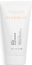 Profumi e cosmetici Detergente viso - Revolution Skincare Glycolic Acid AHA Glow Mud Cleanser