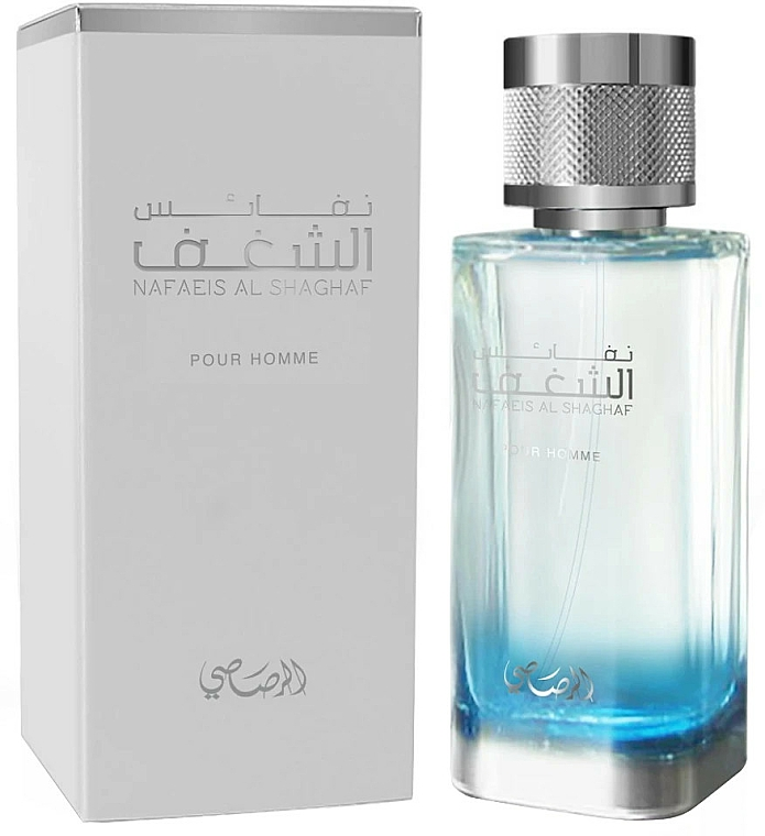 Rasasi Nafaeis Al Shaghaf Pour Homme - Eau de parfum