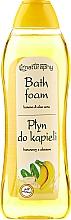 "Profumi e cosmetici Bagnoschiuma ""Banana e aloe"" - Bluxcosmetics Naturaphy Banana & Aloe Vera Bath Foam"