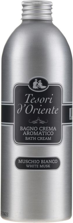 Tesori d`Oriente White Musk - Doccia crema