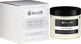 "Profumi e cosmetici Candela profumata ""Anti zanzare"" - Eco Life Candles"