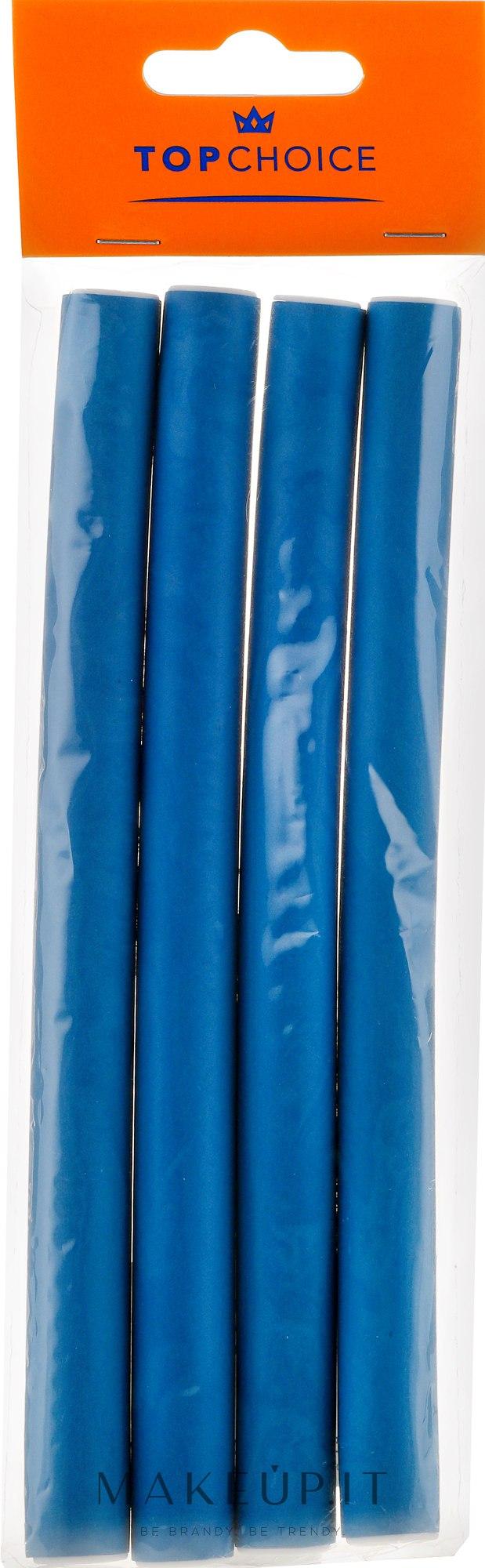 Bigodini M 4 pz, blu - Top Choice — foto 4 pz.