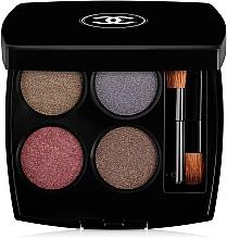 Profumi e cosmetici Ombretto - Chanel Les 4 Ombres Multi-Effect Quadra Eyeshadow