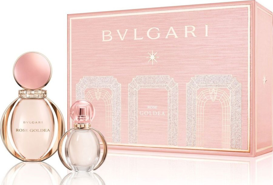 Bvlgari Rose Goldea - Set (edp/50ml + edp/15ml)