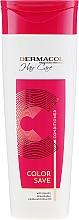 Profumi e cosmetici Balsamo per capelli colorati - Dermacol Hair Care Color Save Conditioner