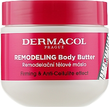 Profumi e cosmetici Burro corpo rimodellante - Dermacol Remodeling Body Butter