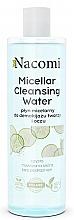 Profumi e cosmetici Acqua micellare - Nacomi Micellar Cleansing Water Gentle Makeup Remover