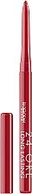 Profumi e cosmetici Matita cosmetica labbra - Deborah 24 ORE Long Lasting Lip Pencil