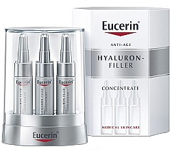 Profumi e cosmetici Fiale con acido ialuronico concentrato - Eucerin Hyaluron-Filler Concentrate