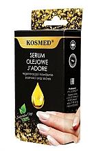 Profumi e cosmetici Siero all'olio per unghie e cuticole - Kosmed Serum Oil J'Adore