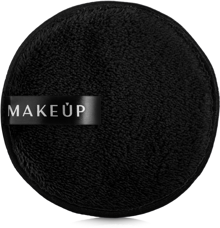 "Spugna per lavaggio, nera ""My Cookie"" - MakeUp Makeup Cleansing Sponge Black"