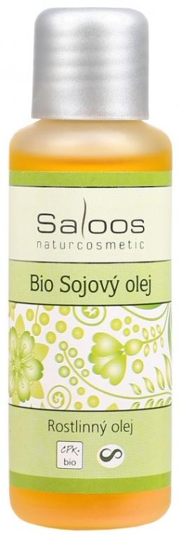 Olio di soia - Saloos Bio Soybean Oil — foto N1