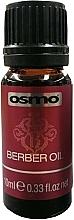 Profumi e cosmetici Trattamento per capelli con oli di avocado, cocco e argan - Osmo Berber Oil (miniatura)