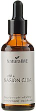Profumi e cosmetici Olio di semi di chia - NaturalME