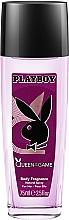 Profumi e cosmetici Playboy Queen Of The Game - Deodorante