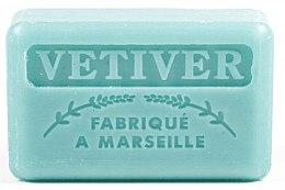 """Profumi e cosmetici Sapone di Marsiglia """"Vetiver"""" - Foufour Savonnette Marseillaise Vetiver"""