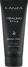 Profumi e cosmetici Gel per lo styling dei capelli - L'anza Healing Style Mega Gel