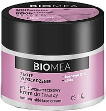 Profumi e cosmetici Crema viso antirughe - Farmona Biomea Anti-wrinkle Face Cream