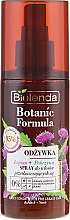 """Profumi e cosmetici Condizionante-spray per capelli grassi """"Ortica e bardana"""" - Bielenda Botanic Formula Burdock & Nettle Spray Conditioner"""