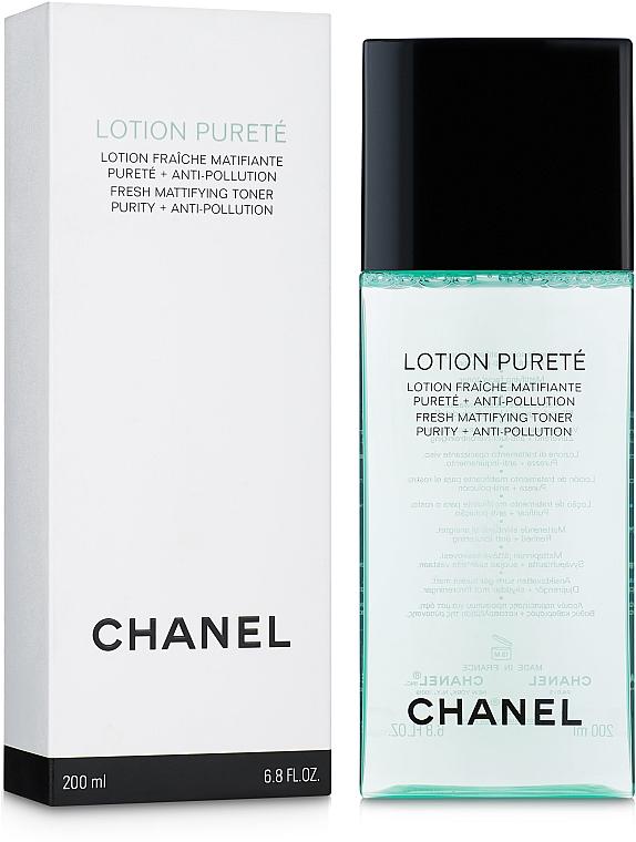 Lozione opacizzante - Chanel Precision Lotion Purete