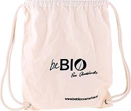 Profumi e cosmetici Set nel eco-zaino - BeBio Chia And Japanese Cherry Flower Set (sh/gel/400ml + b/lot/200ml + deo/roll-on/50ml + h/cr/75ml)