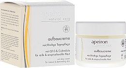 Profumi e cosmetici Crema rigenerante da giorno - Apeiron Regenerating Day Cream