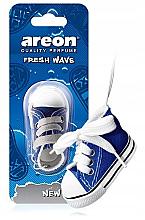 Profumi e cosmetici Deodorante per auto - Areon Fresh Wave New Car