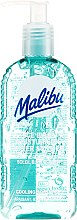 Profumi e cosmetici Gel doposole rinfrescante - Malibu Ice Blue Cooling After Sun Gel